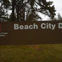 Beach City Dam